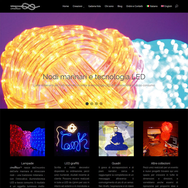 WEB - Cimediluce - Home Page