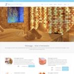 Sito Web - SPA H14 - Pagina area massaggi