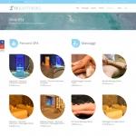 Sito Web - SPA H14 - Pagina principale del negozio online