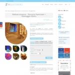 Sito Web - SPA H14 - Pagina del singolo prodotto con prenotazione o acquisto voucher