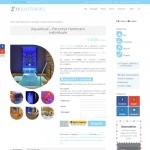 Sito Web - SPA H14 - Pagina del singolo prodotto con acquisto voucher