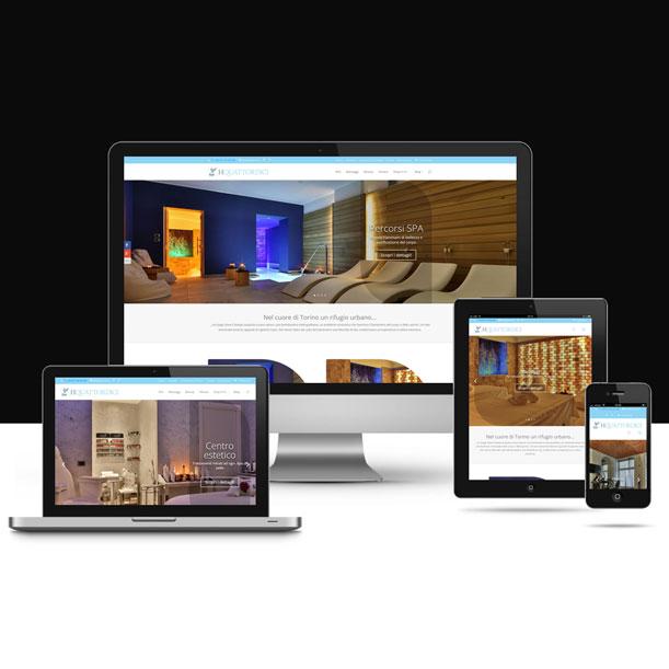 Sito Web - SPA H14 - Sito web responsive