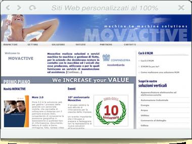 WEB - Sito Web - Movactive
